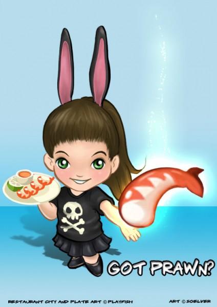 Got prawn?