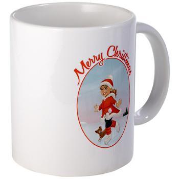 Christmas Mug - from soelver illustration