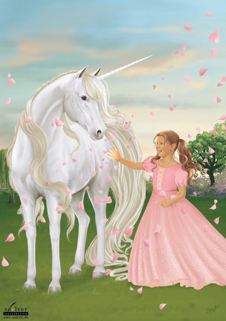 Isabella & the Unicorn