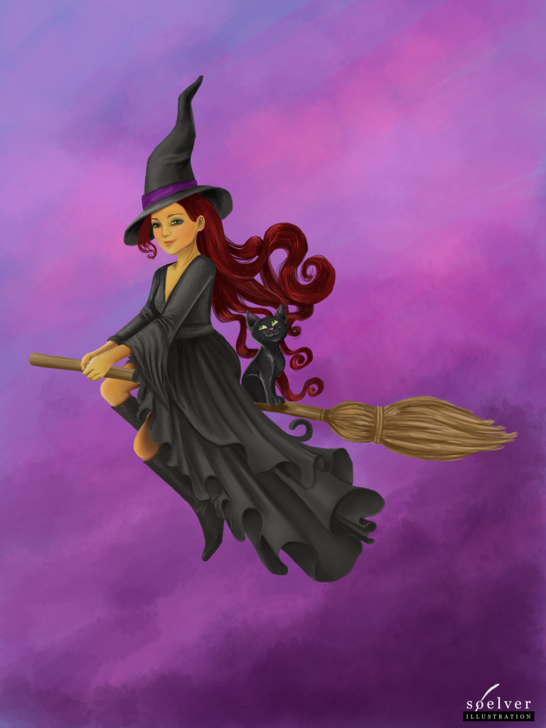 The not so wicked witch