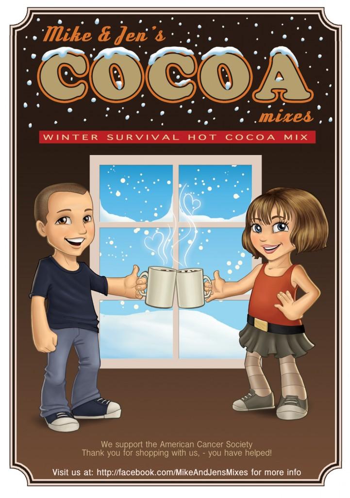 Mike & Jen's Cocoa mixes
