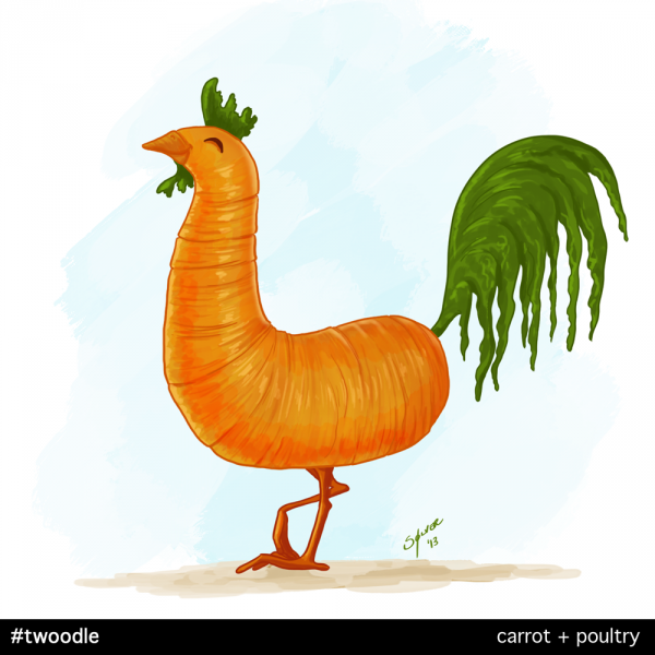 Carroeltry Twoodle