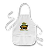 Cornfrog apron