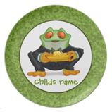 Cornfrog plate