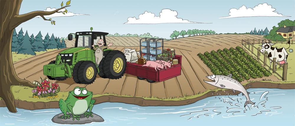 Fremtidens Landbrug | Økologisk Råd